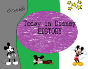 Todayindisneyhistory