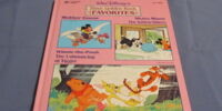 Walt Disney's Three Golden Book Favorites