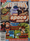 Disney Adventures Magazine australian cover October 2008