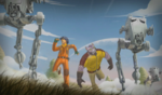 Ezra and Zeb Concept Art