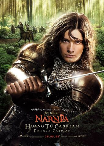 File:The Chronicles of Narnia Prince Caspian - Poster 2.jpg