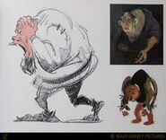 The hunchback of notre dame character 1 quasimodo 05b