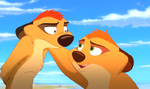 Timon, mother