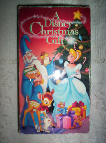 File:A Disney Christmas Gift VHS Cover.JPG