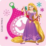 Christmas Rapunzel