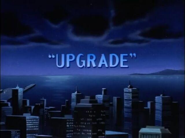 File:Disney's Gargoyles - Upgrade - Episode Title Card.jpg