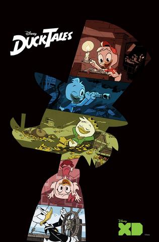 Tập tin:DuckTales 2017 Poster.png