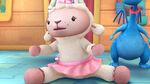 Lambie in tea party tantrum