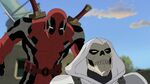 Deadpool with Taskmaster