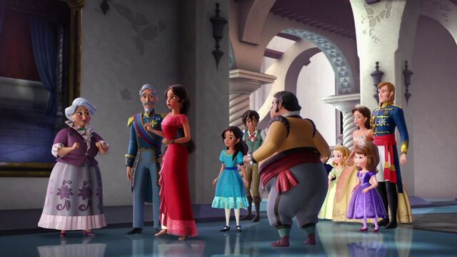 File:Elena and the Secret of Avalor families reunited.jpg