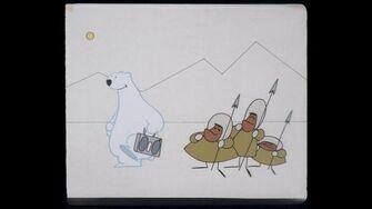 Andrew Stanton's CalArts Student Film, 'Somewhere in the Arctic'-0