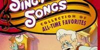 Disney Sing Along Songs: Collection of All Time Favorites: The Early Years
