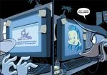 Flounder Darkwing cameo
