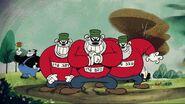 Beagle Boys Mickey Mouse