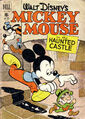 Mickey mouse haunted castle