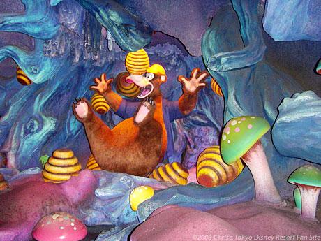 File:Hive in Brer Bear's Nose in Splash Mountain.jpg