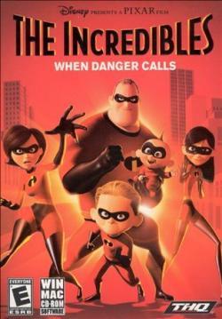 Incredibles When Danger Calls
