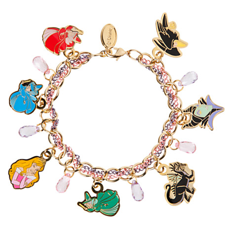 File:Sleeping Beauty Charm Bracelet.jpg