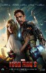 Stark and Pepper IM3 Poster