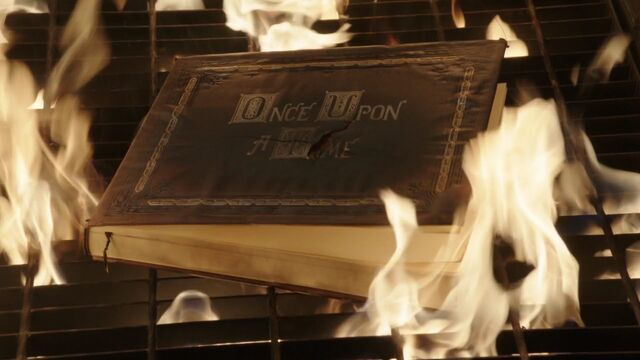 File:Once Upon a Time - 6x21 - The Final Battle Part 1 - Burning Book.jpg