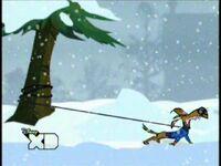 Snowpocalypse! oskar