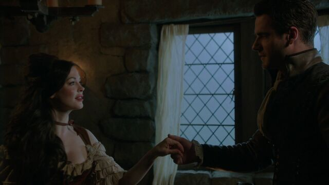 File:Once Upon a Time - 3x18 - Bleeding Through - Engaged Couple.jpg
