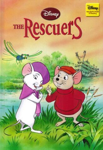 File:Rescuers disney wonderful world of reading hachette partworks.jpg