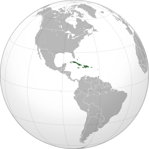 File:Antillas (orthographic projection).png