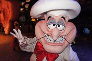 Chef Louis DisneyLand