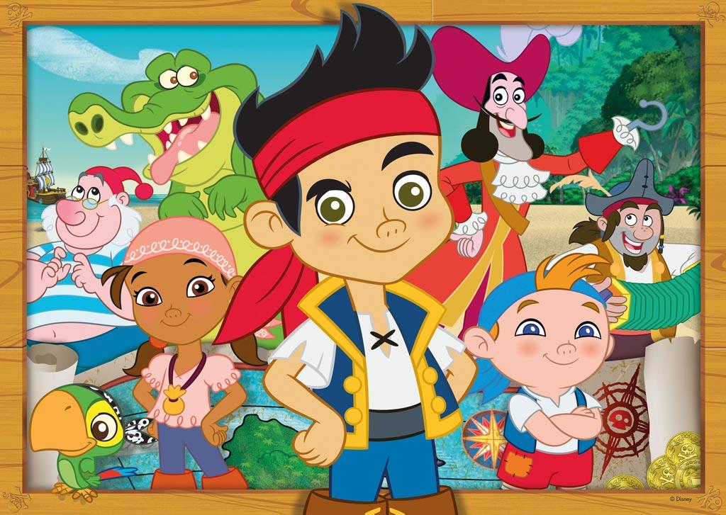 les pirates enfant série jack et les pirates du pays immaginaire