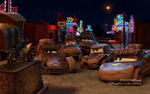 Pixar Post - Radiator Springs 500 and a Half 17