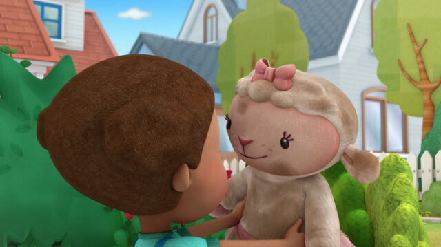 File:Sabrina and dirty lambie.jpg