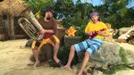 SandySharky&Bones- Starfish Serenade