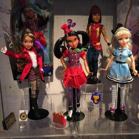 File:CJ Freddie and Ally dolls.jpg
