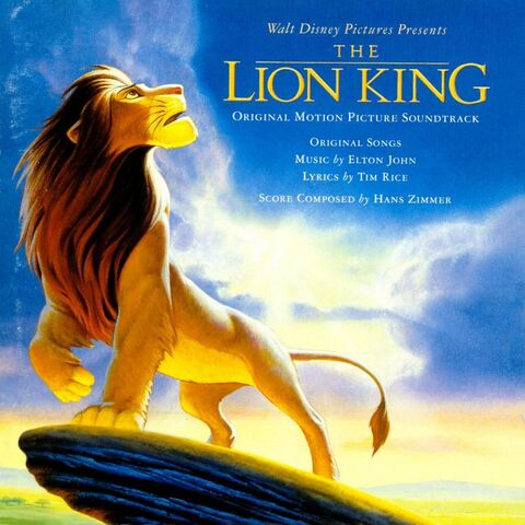 File:The Lion King Soundtrack.jpg