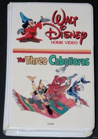 File:The three caballeros vhs.jpg