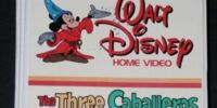 The Three Caballeros (video)