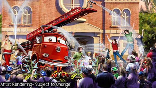 File:Red spraying guests with his firehose.jpg