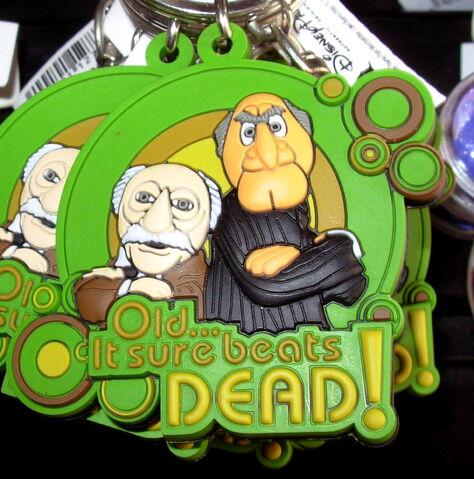File:Disneyland statler waldorf keychain.jpg