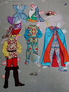 SW 1972 Paper Dolls