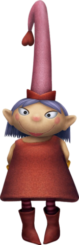 File:Santa's Helper (Female) KHII.png