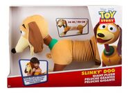 TOY STORY slinky dog plush