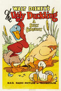 The Ugly Duckling (1939 film) poster