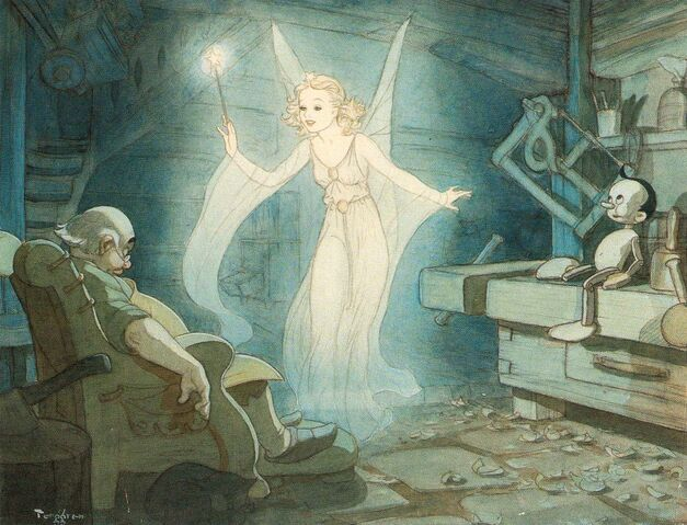 File:Tenggren Blue fairy workshop.jpg