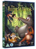 The Jungle Book UK DVD 2014