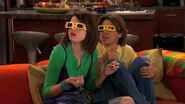 Wizards of Waverly Place - 3x01 - Franken Girl - Max and Alex