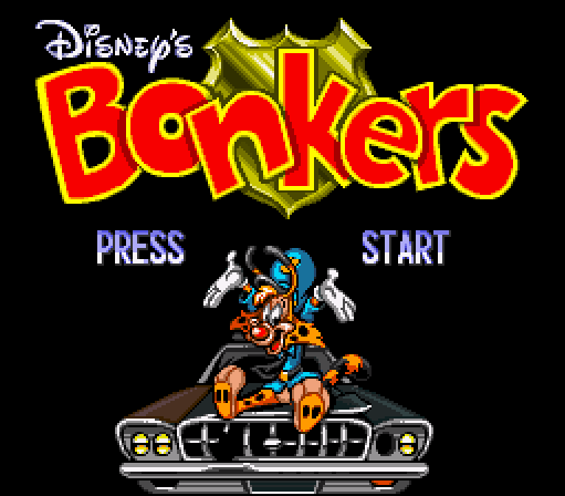 File:Bonkers (SNES) - Title Screen.png