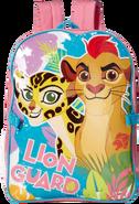Kion and Fuli backpack