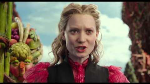 Alice Through The Looking Glass Lewis Carroll Featurette