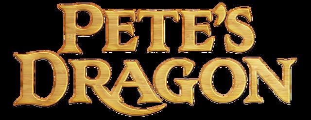 File:Pete's Dragon 2016 logo.png